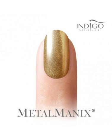 Metal Manix® 24 carat gold...
